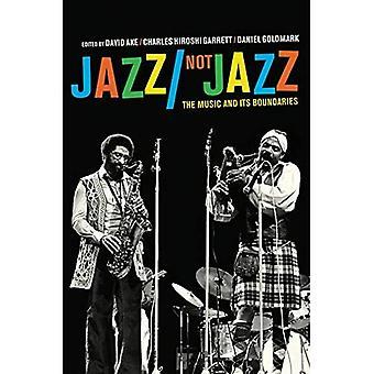 Jazz/Not Jazz
