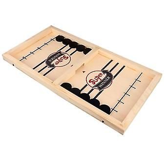 Fast Hockey Sling Puck Game For Adult, Kids And Family