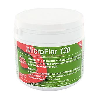 MicroFlor 130 7 packets of 20g
