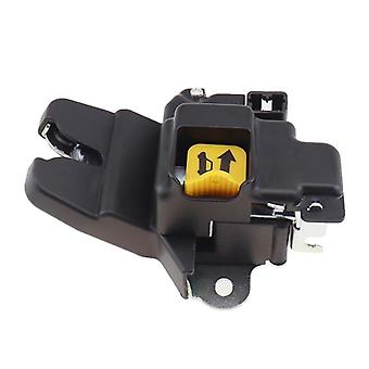 Car Tailgate Door Lock Actuator, Rear Tailgate (black)
