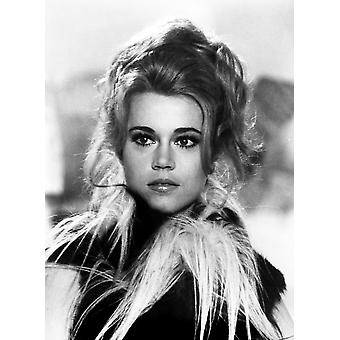 Barbarella Jane Fonda 1968 Photo Print