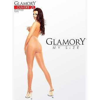 Glamory Ouvert 20 Crotchless Tights