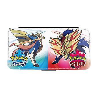 Pokemon Sword and Shield iPhone 12 Mini Plånboksfodral