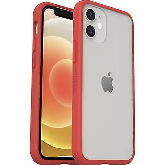 Otterbox React - ProPack BULK Back cover Apple iPhone 12 mini Red, Transparent