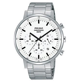 Reloj de hombre Pulsar PT3883X1, Cuarzo, 42mm, 5ATM