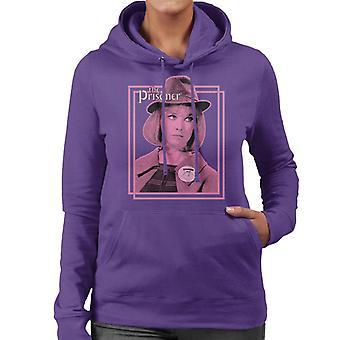 The Prisoner Computer Attendant Its Your Funeral Women's Hooded Sweatshirt
