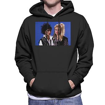 Weird Science Hilly And Deb Together Men's Hooded Sweatshirt