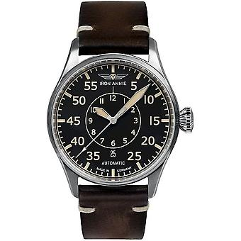 Iron Annie - Wristwatch - Men - Automatic - Flight Control - 5156-2