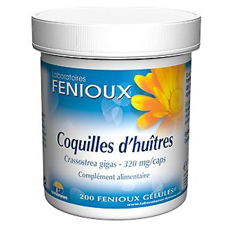 Fenioux Oyster Shell 200 Capsules