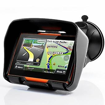 Car Motorcycle Waterproof Dustproof Shockproof Portable GPS Navigation