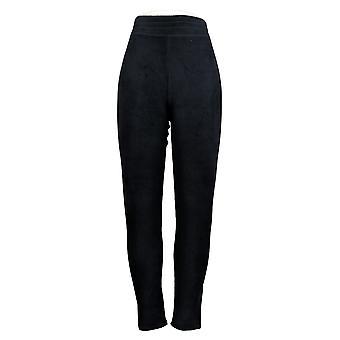 Cuddl Duds Leggings Fleecewear Stretch Blue A369295