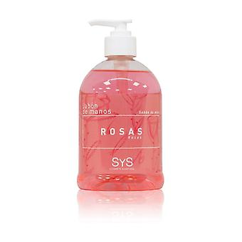 Rose Scent Hand Soap 500 ml
