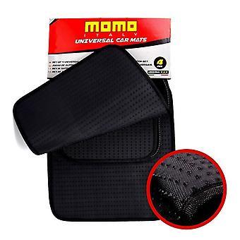Bilgolv Mat Momo 008 Universal Black (4 st)