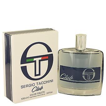 Sergio tacchini club eau de toilette spray tekijä sergio tacchini 539227 100 ml