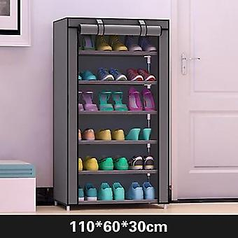Simple Wardrobe Fabric Folding Cloth Storage Cabinet Diy Assembly Easy Install