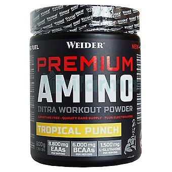 Weider Premium Amino Pulver Tropisk 800 gr