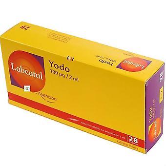 Labcatal Labcatal 7 (Iodo) 28 Ampollas