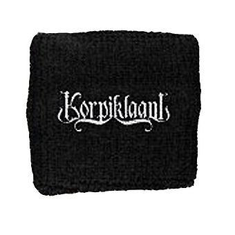 Korpiklaani band Logo manala New Official black Cotton Sweatband
