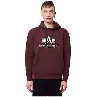 Alpha Industries Basic Hoody 17831221 universal  men sweatshirts