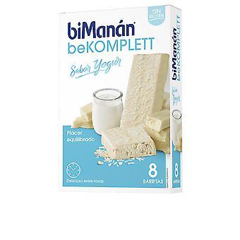 Bimanán Be Komplett Barritas #yogur 8 Uds Unisex