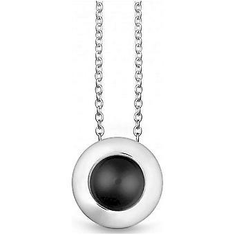 QUINN - collana - signore - argento 925 - gemma - pietra di luna - 27309950