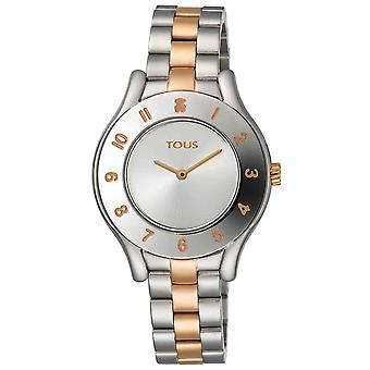 Tous watches errold watch for Women Analog Quartz with stainless steel bracelet 700350240