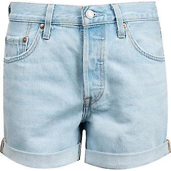 &Rød tabulator 501 Rull shorts