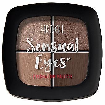 Belleza Ardell alta pigmentada 4 sombra sensual sombra de ojos paleta