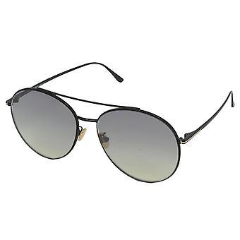 Tom Ford Cleo FT0757-D 01C Sunglasses