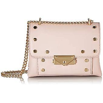 PIECES PCFINNA Cross Body D2D, Women's Folder Bag, Misty Rose/Detail: Gold, One Size