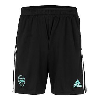 Arsenal 2021-2022 Training Shorts (Black) - Kids