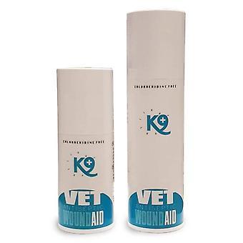 創傷軟膏K9「創傷助剤」(ホットスポットおよび軽傷の場合)