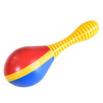 Maracas Sand Shaker Instruments de Musique Bébé