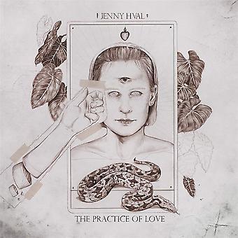 Jenny Hval - The Practice Of Love Vinyl