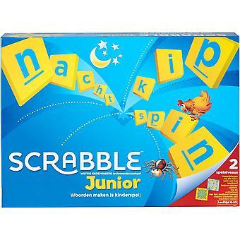 Mattel Pelit - Junior Scrabble Board Peli