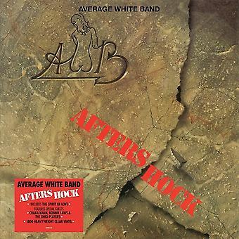 Bande blanche moyenne - AfterShock Clear Vinyl