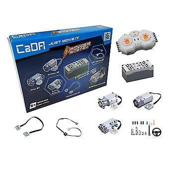 RC afstandsbediening 2.4G aandrijfblok + LED