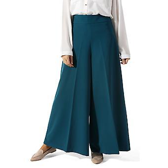 Pantalones Palazzo de pierna ancha