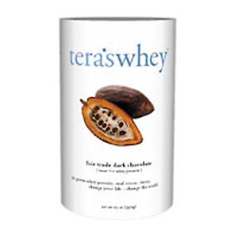 חלבון מי גבינה של טרה, שוקולד מריר/rBGH ללא 12 אונקיות