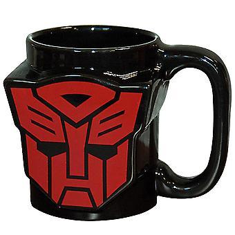 Optimus Prime Bumblebee Ceramic Coffee Cup Transformers 5 Stereo 3d Ceramic Cup Mug