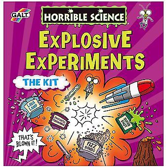 Galt Toys - Horrible Science: Explosive Experiments
