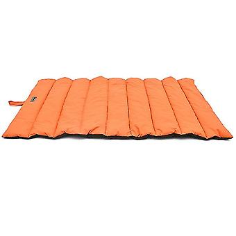 Pet Supplies Waterproof And Not Easy To Stick To The Doghouse(Orange)
