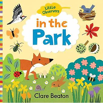 Little Observers In the Park by Clare Beaton