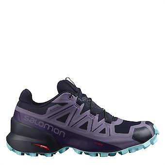 Salomon Mujer Trail Running Zapatos Damas Deportes Entrenamiento Al Aire Libre Agarre