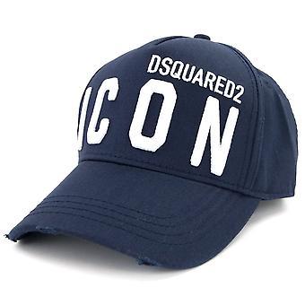 Dsquared2 Icon Cap Blue/white