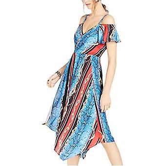 I.N.C. International Concepts INC Womens Printed Casual Midi Dress