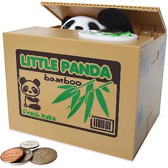 PandabärEn-Sparschwein stehlen - Stiehlt Münzen wie Magie
