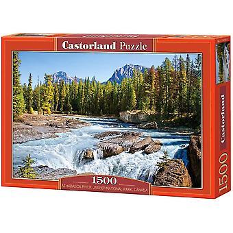 Castorland, Puzzle - Althabasca River - 1500 Pieces