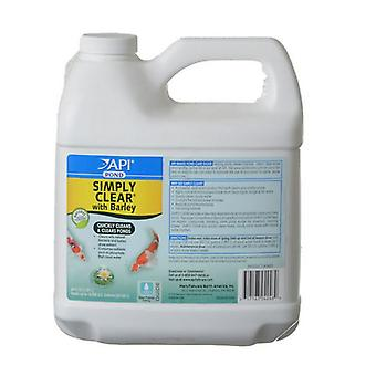 PondCare Simply-Clear Pond Clarifier - 64 oz (Treats up to 16,000 Gallons)