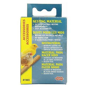 Материал для гнездования живого мира - Материал для гнездования